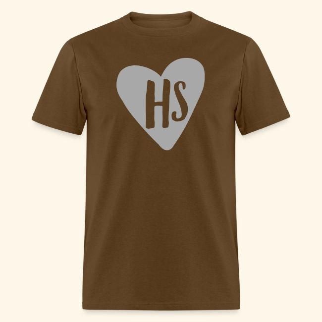 HS Heart Hoodie