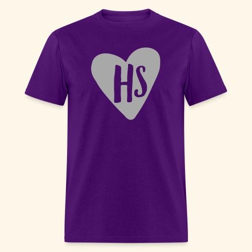 HS Heart Hoodie - Men's T-Shirt