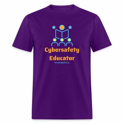 Cybersafety Educator - Men's T-Shirt