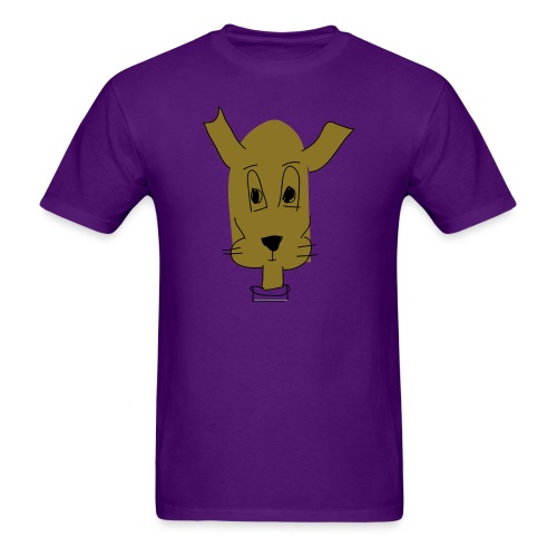 ralph the dog - Men's T-Shirt