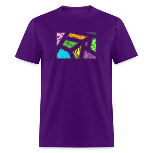 geometric artwork 1 - Men's T-Shirt