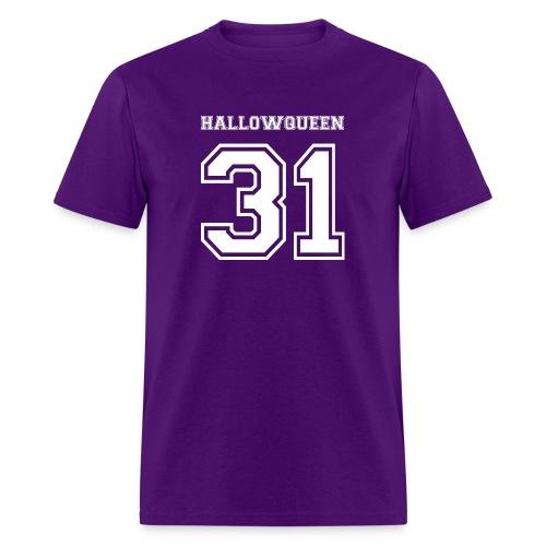 Halloween Hallowqueen - Men's T-Shirt