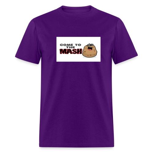 cometothemashss - Men's T-Shirt