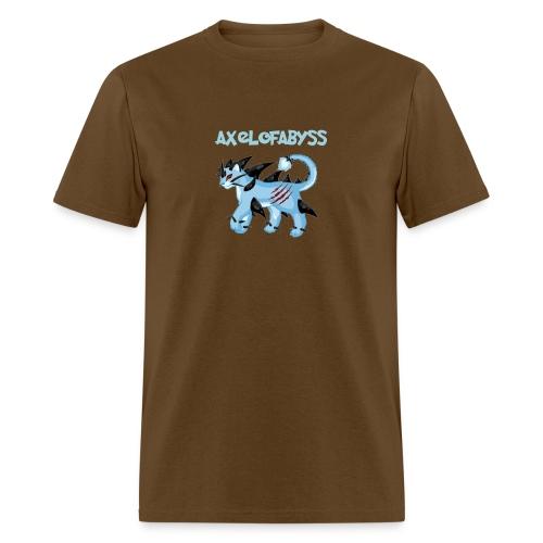 axelofabyss pocket monster - Men's T-Shirt