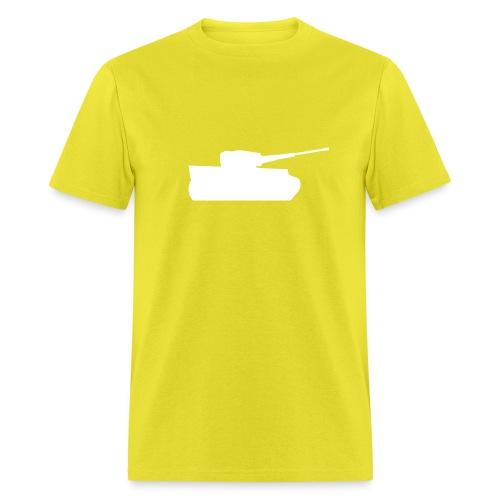 White Tank - Men's T-Shirt
