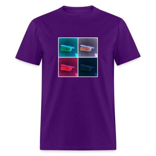pop art blunt - Men's T-Shirt