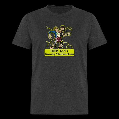 Gnarly Malfunction - Men's T-Shirt