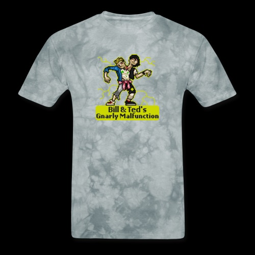 Gnarly Malfunction - Men's T-Shirt