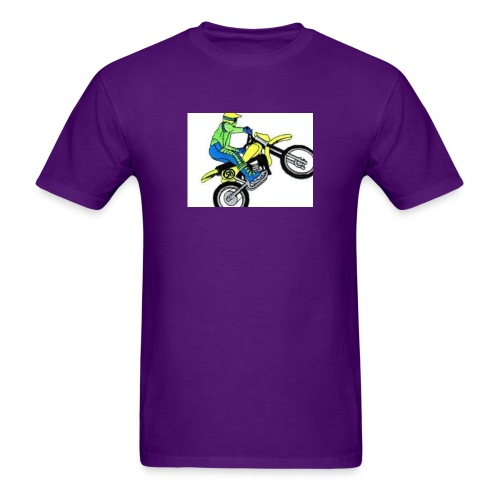 moto bikes - Men's T-Shirt