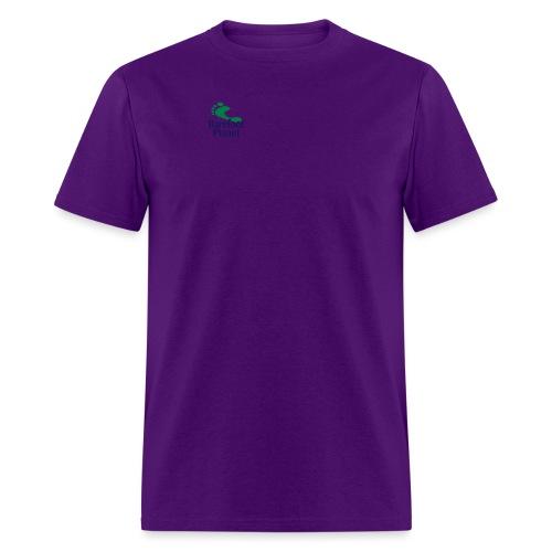 I Run Better, I Run Barefoot Women's T-Shirts - Men's T-Shirt