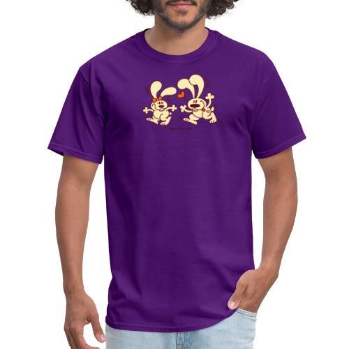 Hot Bunnies - Men's T-Shirt