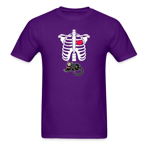 Halloween funny maternity shirts 17 - Men's T-Shirt