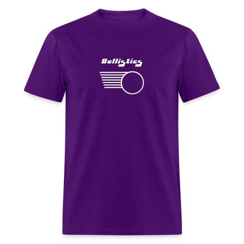 ballistics300dpi 750 gif - Men's T-Shirt