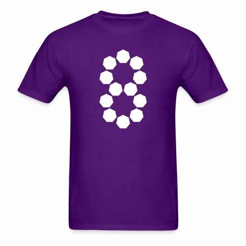 Heptagons - Men's T-Shirt