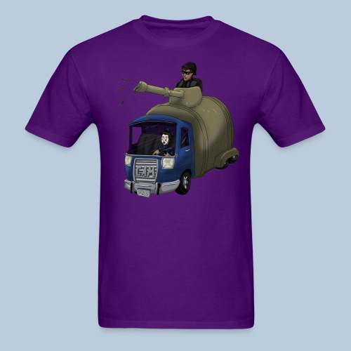 Out of Poopy - Septic Truck - Men's T-Shirt