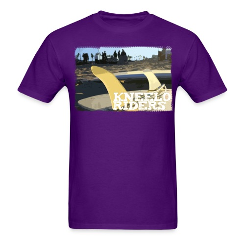 fins up png - Men's T-Shirt