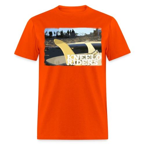 fins up png - Men's T-Shirt
