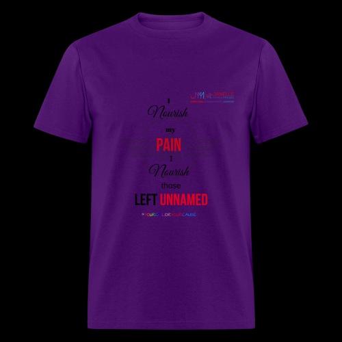 Military Sexual Trauma Veterans Tribute - Men's T-Shirt