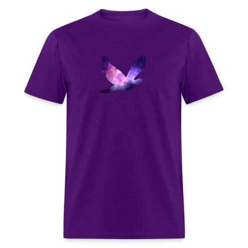 Galaxy bird - Men's T-Shirt