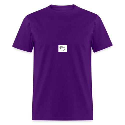 Corazon king - Men's T-Shirt
