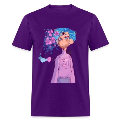 Pastel Whale Boy - Men's T-Shirt