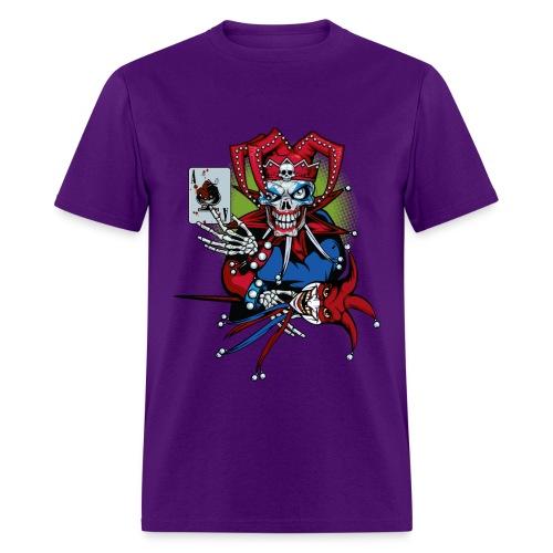 Evil Clown - Men's T-Shirt