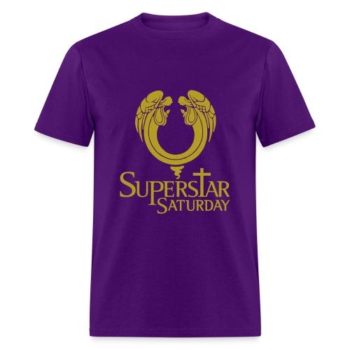 Superstar Saturday - Men's T-Shirt