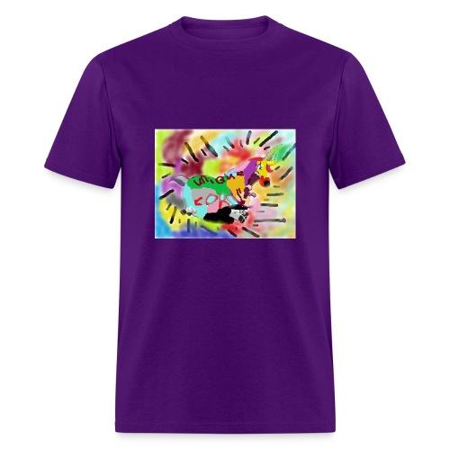 unique corn because - Men's T-Shirt