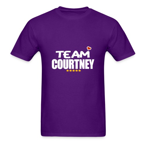 Team CourZ - Men's T-Shirt