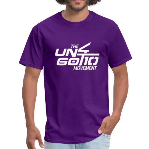 The Un4got10 Movement - Men's T-Shirt