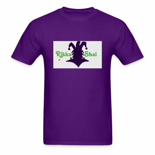 Rikka Shai Electric Logo - Men's T-Shirt