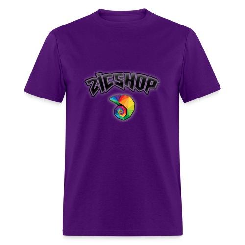 zic's shop logo - Men's T-Shirt