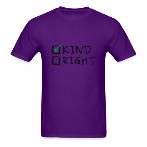 Choose Kind Anti-Bullying - Men's T-Shirt