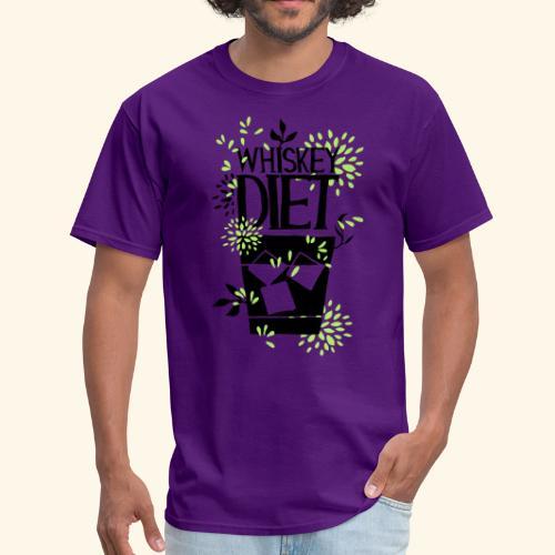 WHISKEY DIET T-SHIRT MEN / WOMEN - Men's T-Shirt