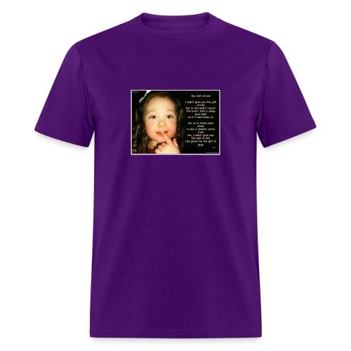 green ribon - Men's T-Shirt