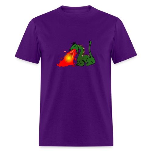 Spittin fire - Men's T-Shirt