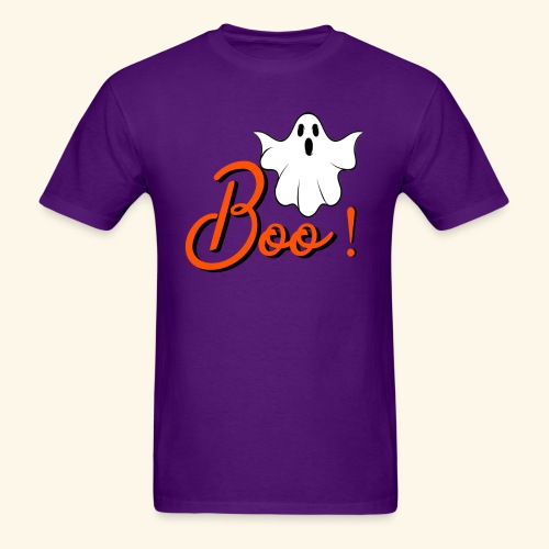 BOO ! - Men's T-Shirt