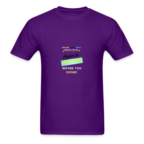 Aspire to Inspire - Men's T-Shirt