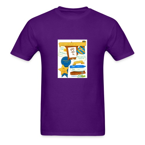 all about ana - Men's T-Shirt
