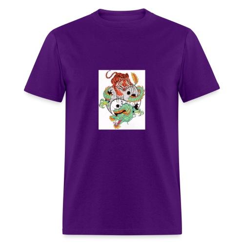 meow - Men's T-Shirt