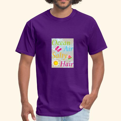 Ocean Air Salty Hair - Men's T-Shirt