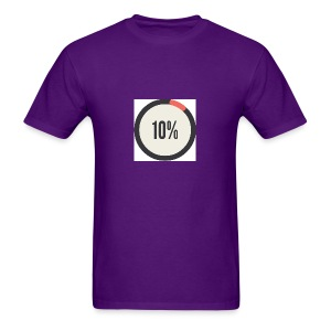 10% Album - Men's T-Shirt