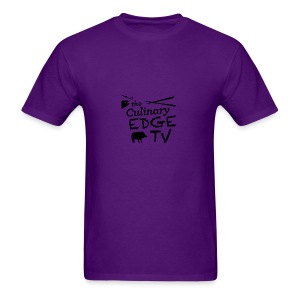CETV Black Signature - Men's T-Shirt