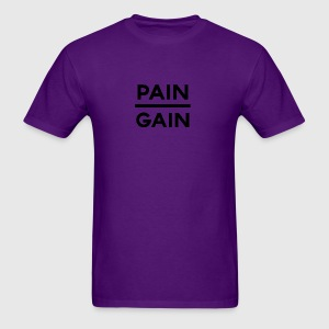PAIN/GAIN - Men's T-Shirt