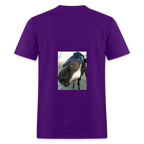 give mea kisss - Men's T-Shirt