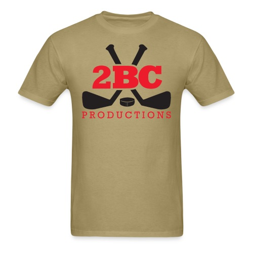 2bc logo 4 - Men's T-Shirt