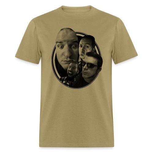 Dumb Faces - Men's T-Shirt