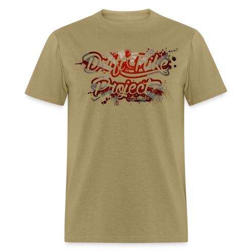 Drift Trike Project splatter Rising Sun png - Men's T-Shirt