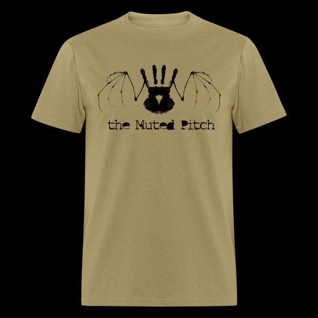 Death Bat BW Black png