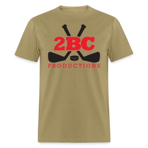 2bc logo 4 - Men's T-Shirt
